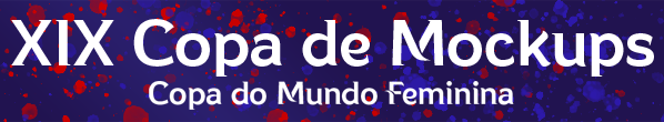 [INSCRIÇÕES] XIX COPA DE MOCKUPS - COPA DO MUNDO FEMININA Banner10