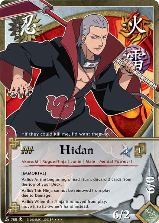 I am in desperate need of Hidan and Kakuzu Wofn-710