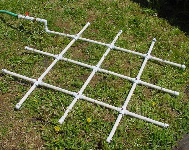 Grids: Any issues with non cedar grids? Pvc-wa10
