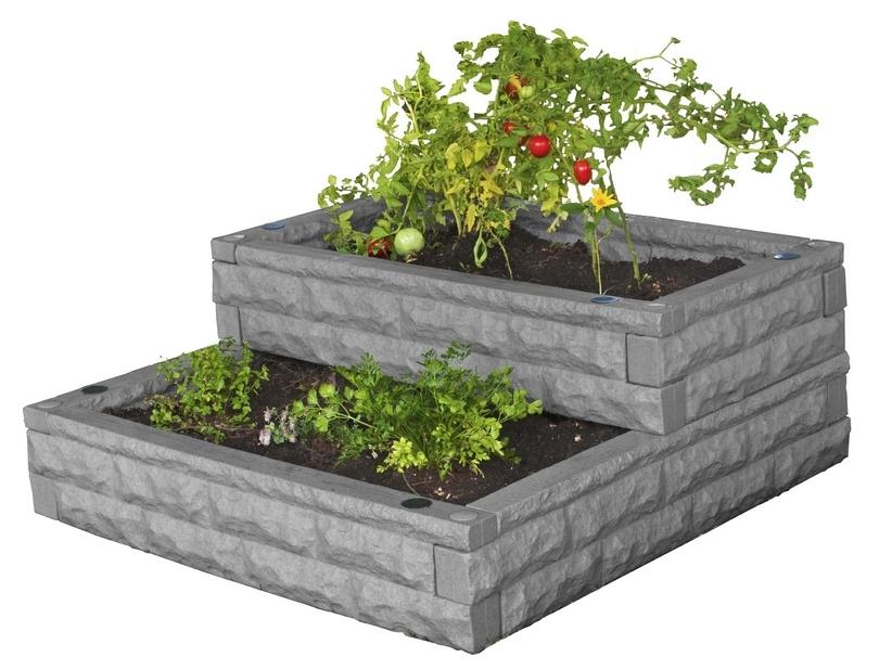 Garden Wizard Tiered Cascade Self-Water Raised Garden Bed Select16