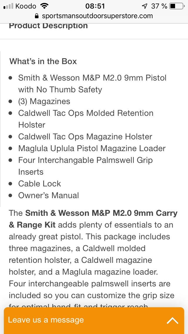 Smith & wesson m&p m2.0  - Page 2 F365b410