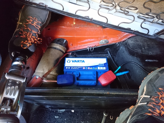 Changement cosse batterie Batter11