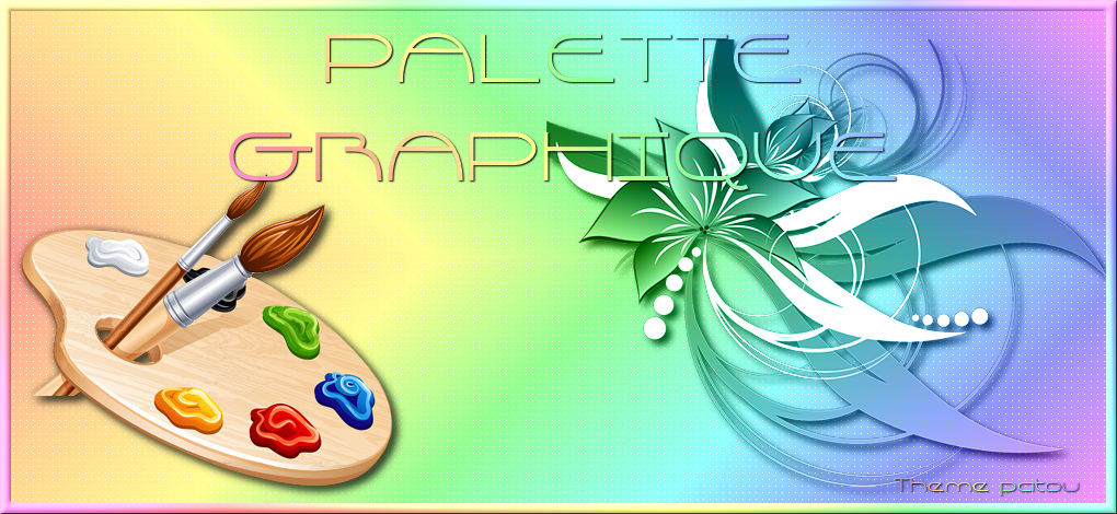 Palette Graphiques