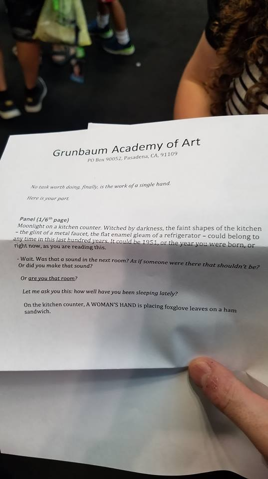 Grunbaum Academy of Art - Page 2 Foxglo10