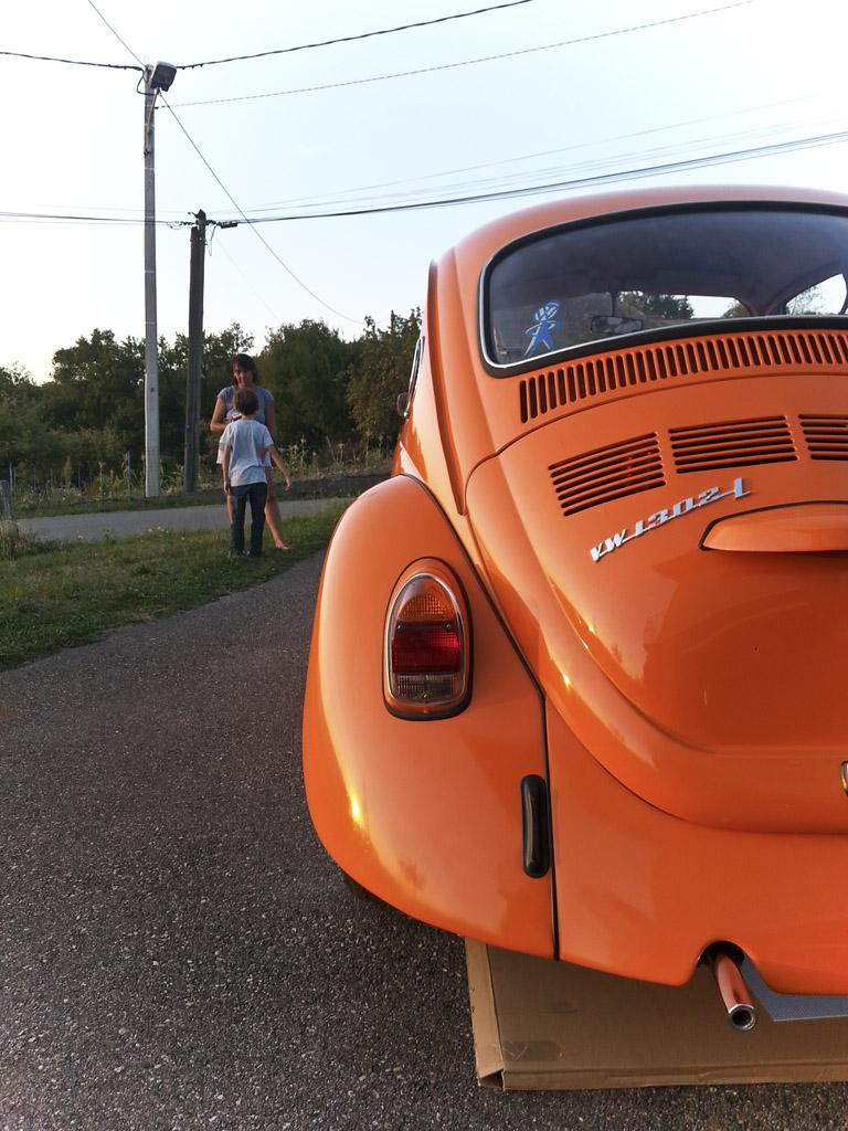 Une petite nouvelle en haute savoie > 1302 L orange Coxibu15