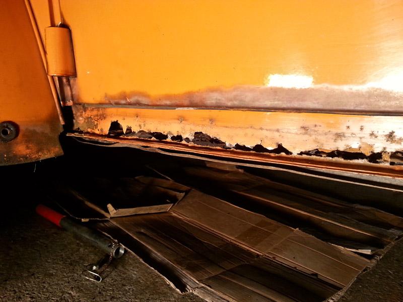 Une petite nouvelle en haute savoie > 1302 L orange Odepar18