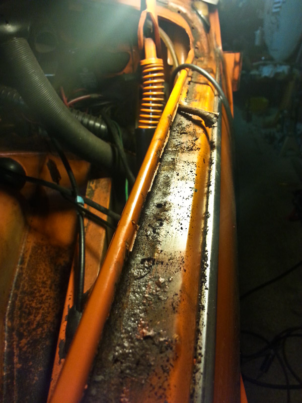 Une petite nouvelle en haute savoie > 1302 L orange Odepar21