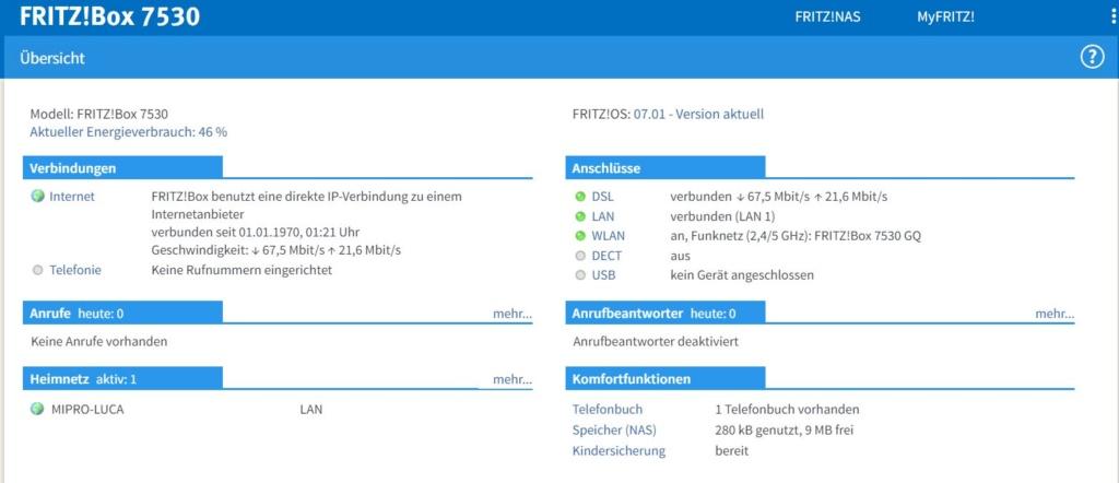 FTTC con Fritz!Box 7530 e Fastweb Image_10