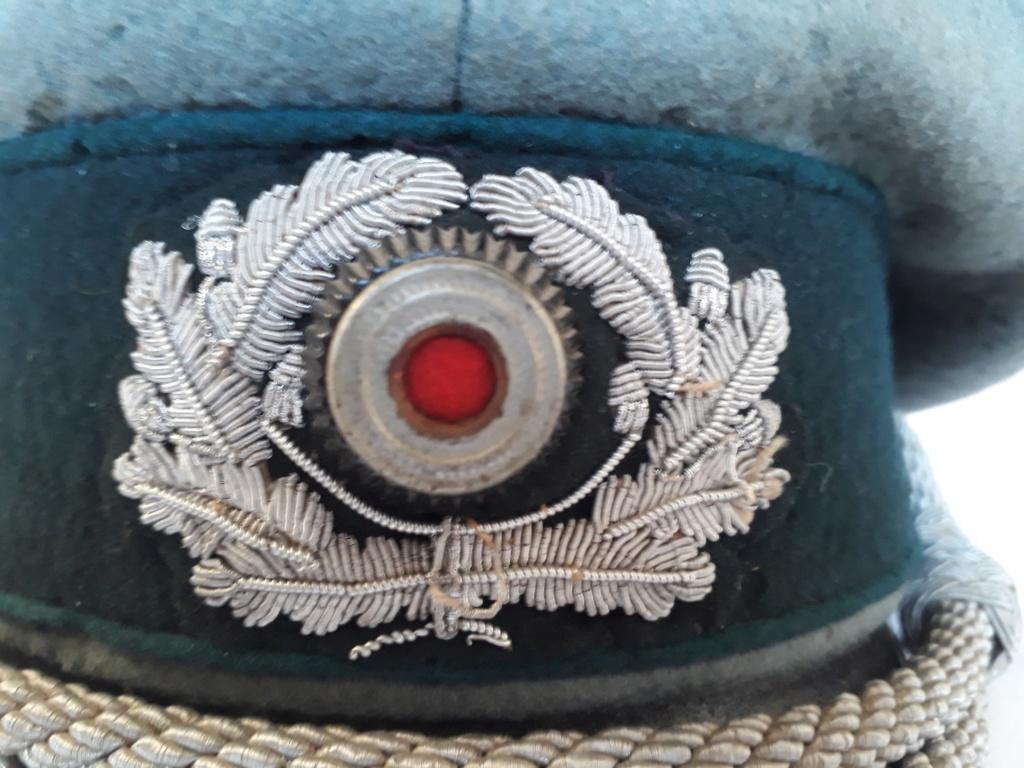casquette officier de l'administration 20181039
