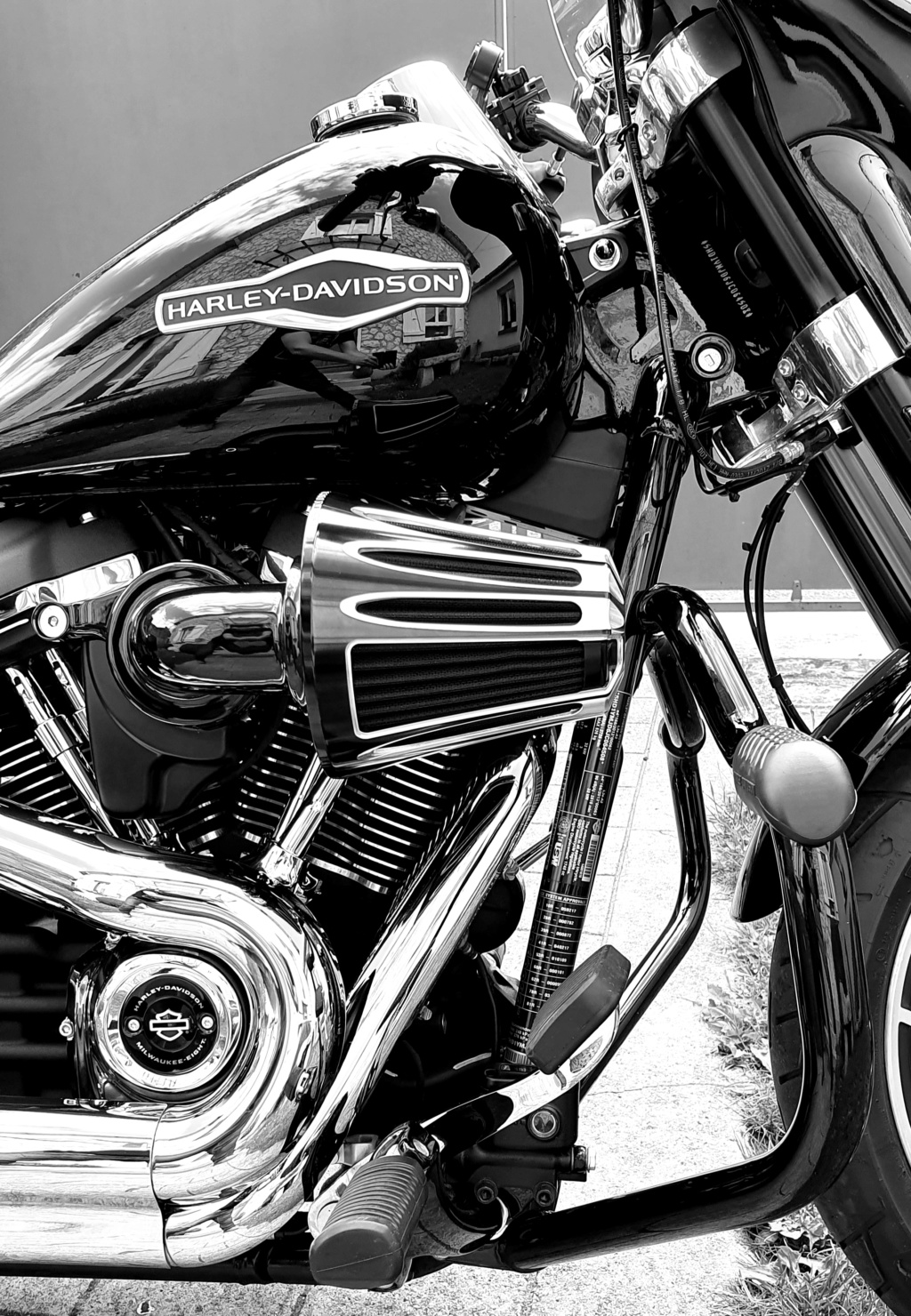 Filtre Heavy Breather pour Low Rider S 2020 20190512