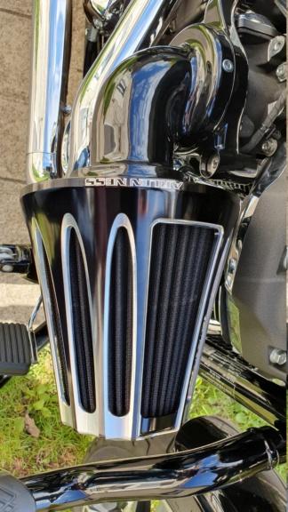 Filtre Heavy Breather pour Low Rider S 2020 20190516