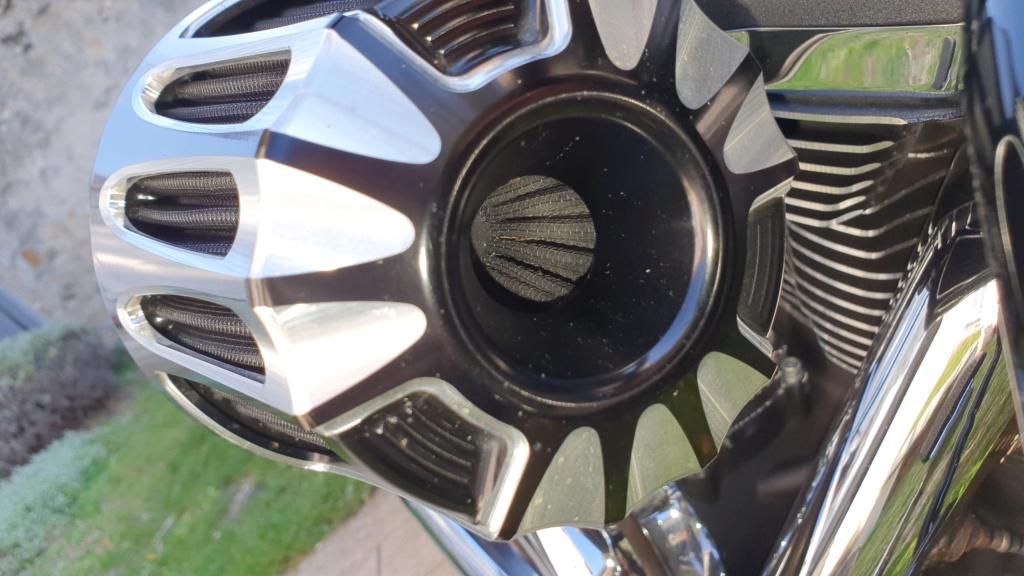 Filtre Heavy Breather pour Low Rider S 2020 20191012