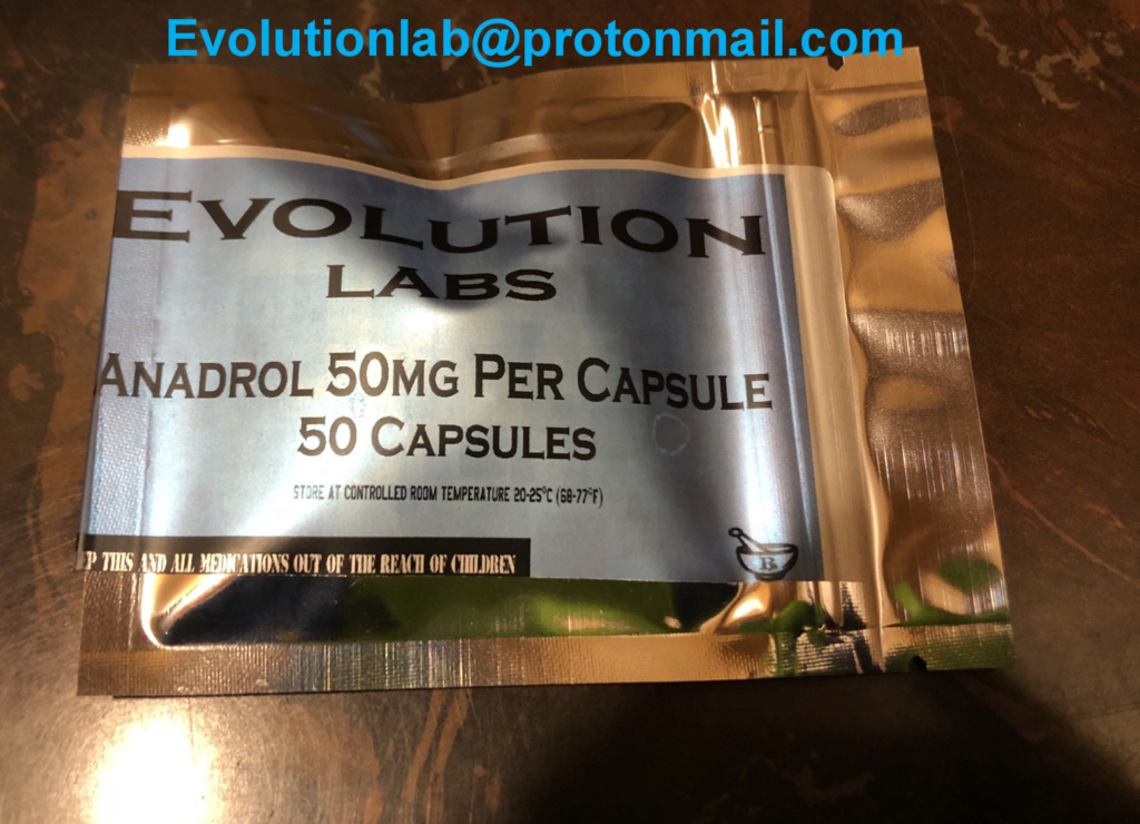 Evolutionlab product list  Anadro10