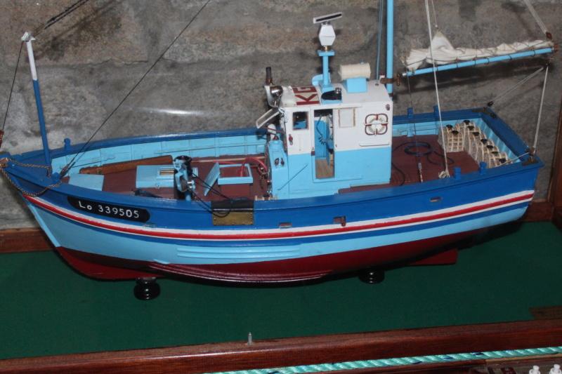 Mon 3ème bateau La barque se St Pierre ( chalutier cotier caseilleur ) Img_4764