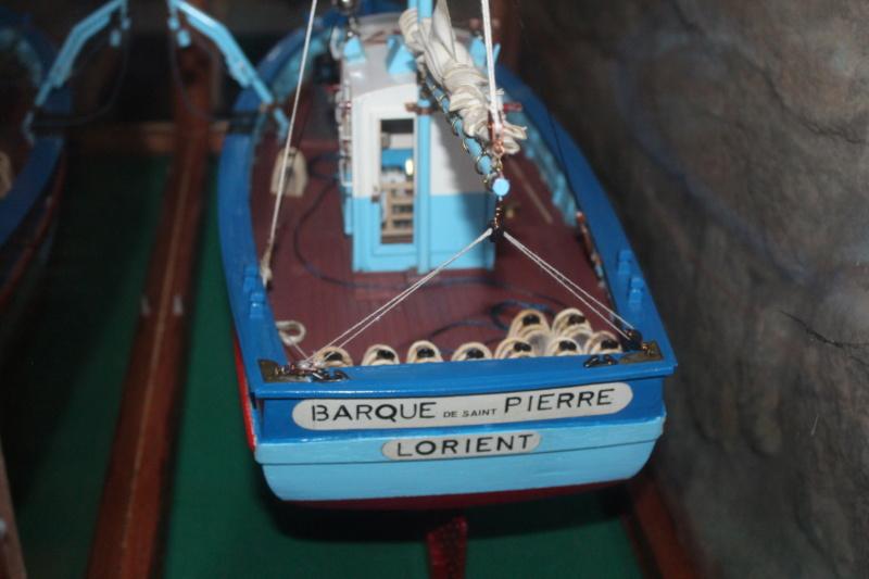 Mon 3ème bateau La barque se St Pierre ( chalutier cotier caseilleur ) Img_4768