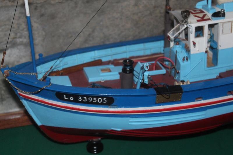 Mon 3ème bateau La barque se St Pierre ( chalutier cotier caseilleur ) Img_4771