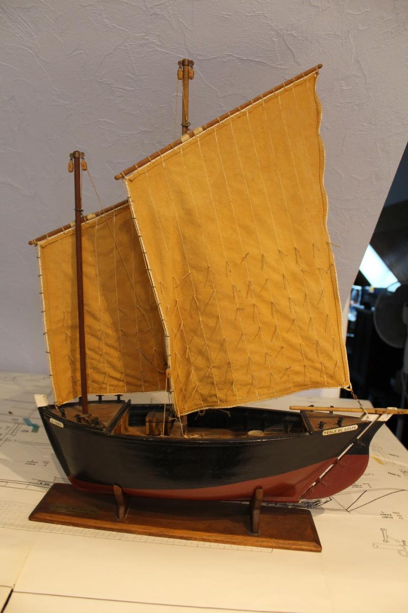 mon 2ème bateau ( un Sinagot bateau du golf du Morbihan )  Img_4813