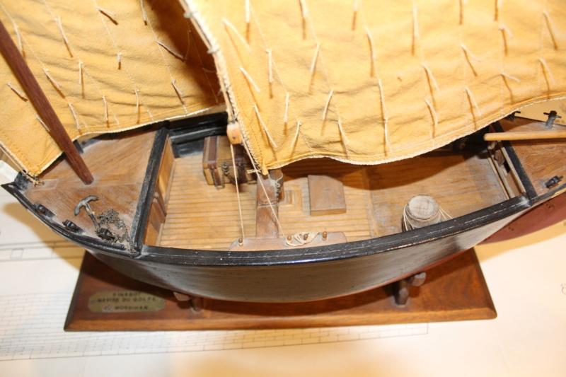 mon 2ème bateau ( un Sinagot bateau du golf du Morbihan )  Img_4815