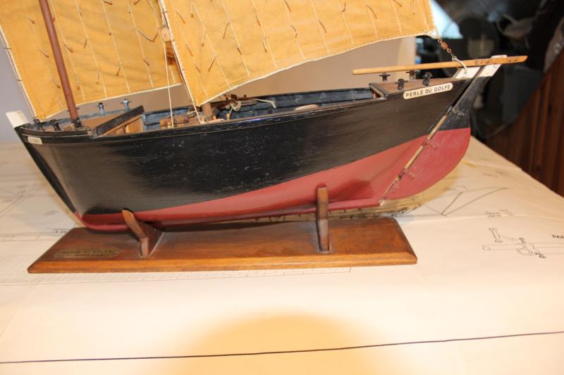 mon 2ème bateau ( un Sinagot bateau du golf du Morbihan )  Img_4816