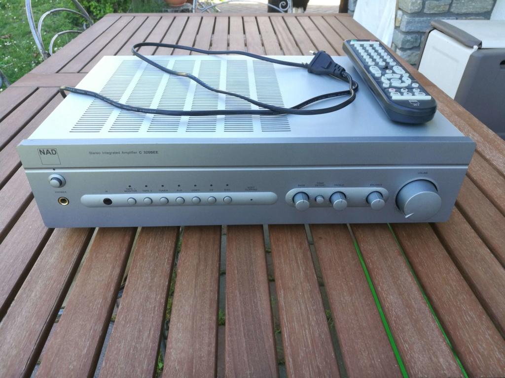 Amplificatore NAD C320BEE Vendo euro 200 A_img_10