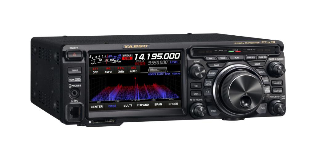 New YAESU FT-DX 10  Ftdx1010