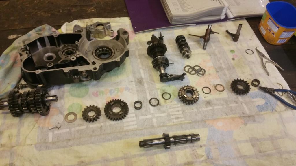 ktm lc4 1993 moteur cassé 20190411