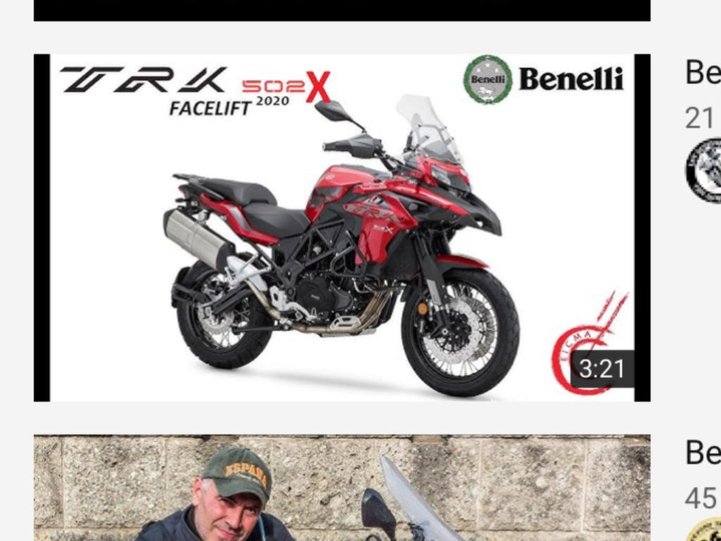 New TRK 802  7e3c1010