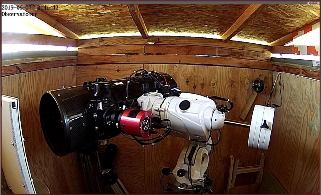 renovation de mon viel observatoire Captur13