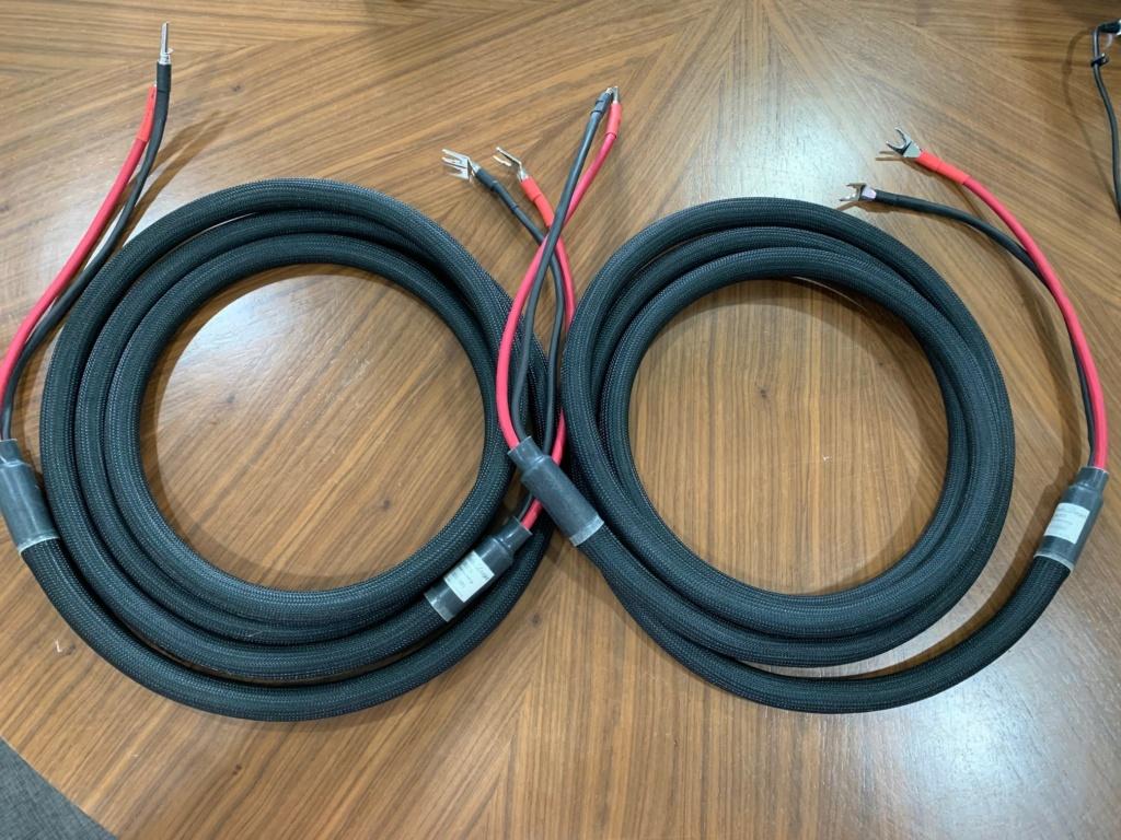Purist Audio Design (PAD) Aqueous 20th Anniversary Speaker Cable Pad_aq13