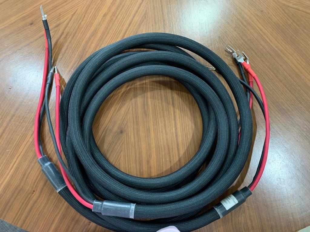Purist Audio Design (PAD) Aqueous 20th Anniversary Speaker Cable Pad_aq15
