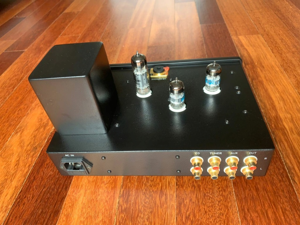 Antique Sound Lab Pre-Amp and Monoblock Power Amp - SOLD Whatsa28