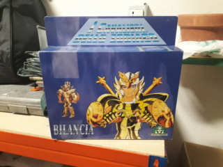 Vendo Cavalieri dello Zodiaco anni '80-'00 Bandai 20190114