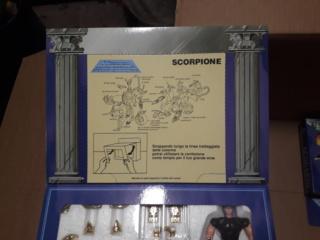 Vendo Cavalieri dello Zodiaco anni '80-'00 Bandai 20190118