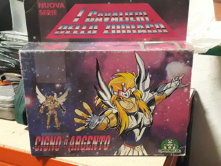 Vendo Cavalieri dello Zodiaco anni '80-'00 Bandai 20190146