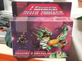 Vendo Cavalieri dello Zodiaco anni '80-'00 Bandai 20190149