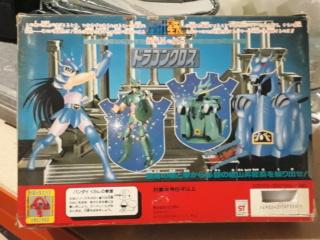 Vendo Cavalieri dello Zodiaco anni '80-'00 Bandai 20190157