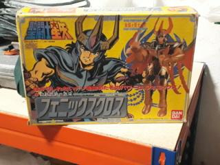 Vendo Cavalieri dello Zodiaco anni '80-'00 Bandai 20190161