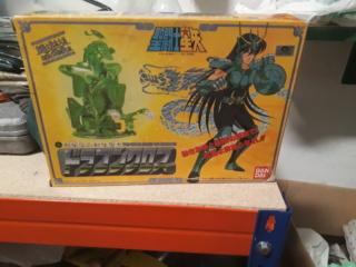 Vendo Cavalieri dello Zodiaco anni '80-'00 Bandai 20190164