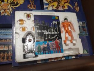 Vendo Cavalieri dello Zodiaco anni '80-'00 Bandai 20190186
