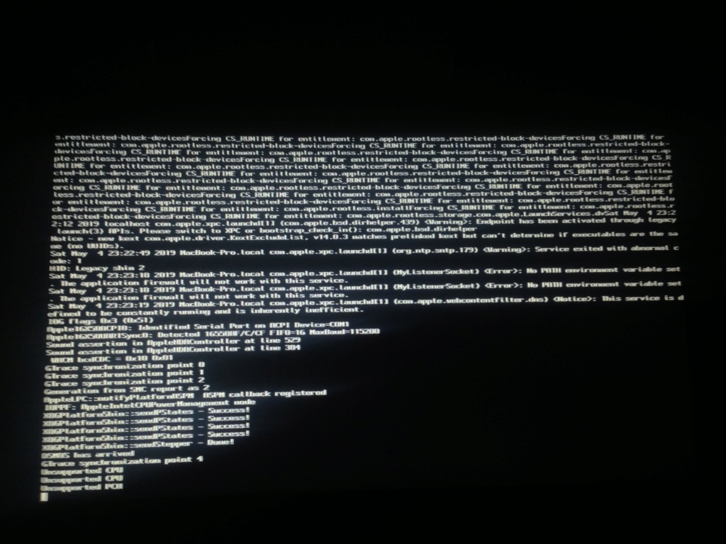 Install Mojave on ProBook 6570b Img_7310