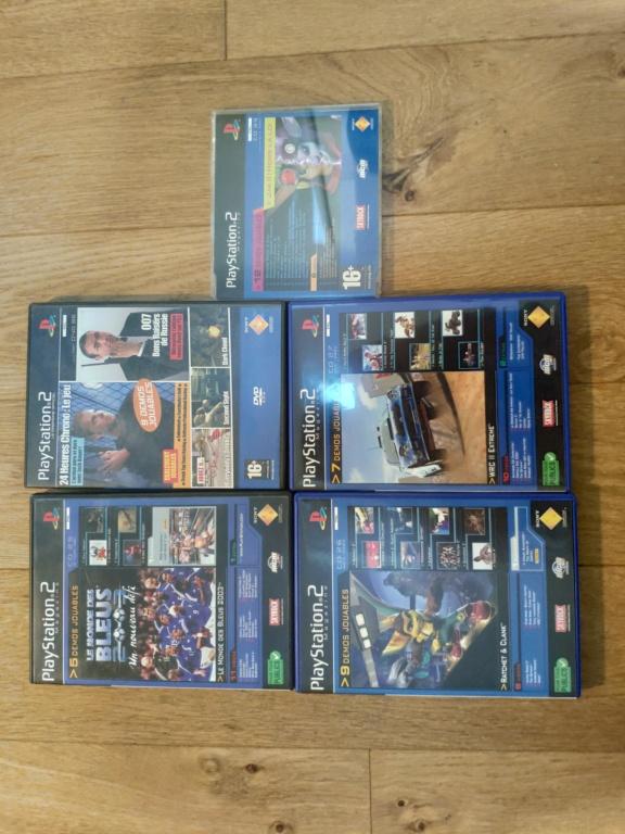 [ESTIM] CD Démo PS2 + Total war shogun 2 collector Img_2013