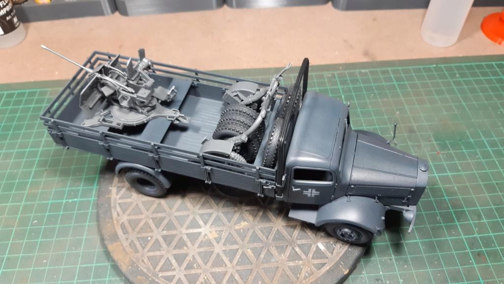 MeC: Mercedes Benz L 4500 A - Zvezda - Esc. 1:35 - Página 2 03721
