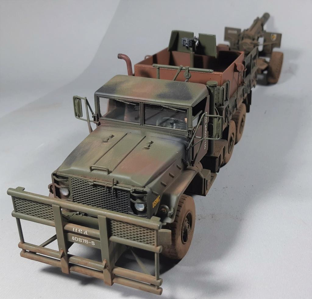 "MT: M 923 "" Hillbilly "" Gun Truck - ITALERI 1:35 10016"