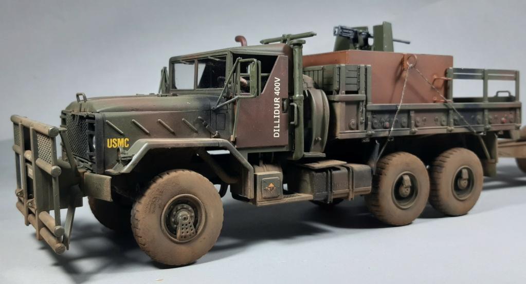 "MT: M 923 "" Hillbilly "" Gun Truck - ITALERI 1:35 10117"