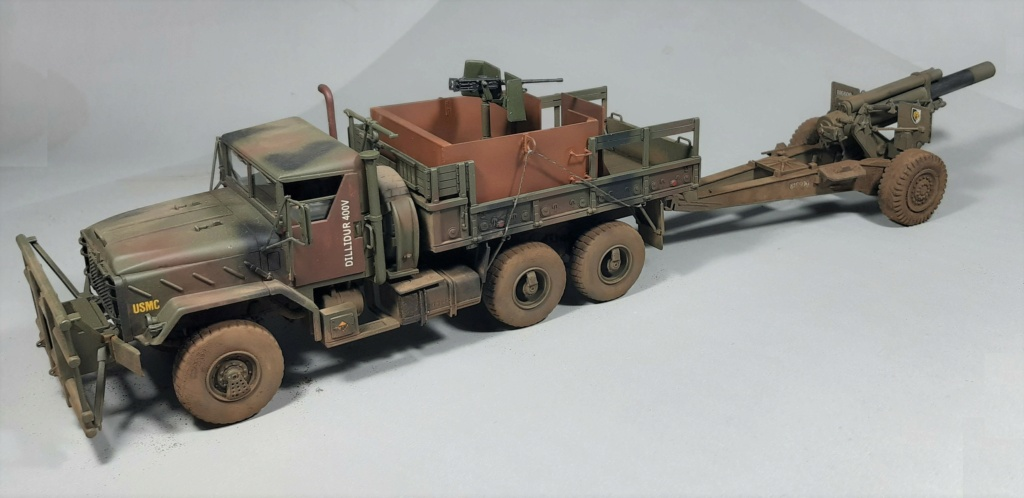 "MT: M 923 "" Hillbilly "" Gun Truck - ITALERI 1:35 10317"