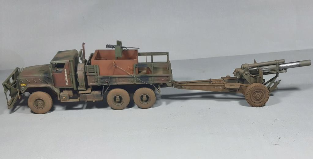 "MT: M 923 "" Hillbilly "" Gun Truck - ITALERI 1:35 10415"
