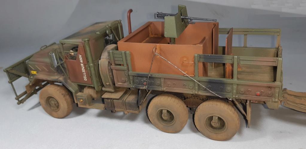 "MT: M 923 "" Hillbilly "" Gun Truck - ITALERI 1:35 10516"