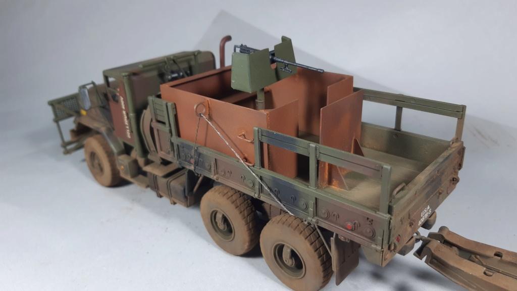 "MT: M 923 "" Hillbilly "" Gun Truck - ITALERI 1:35 10615"