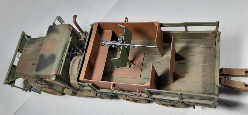 "MT: M 923 "" Hillbilly "" Gun Truck - ITALERI 1:35 10712"