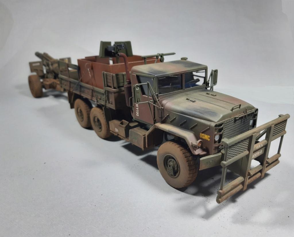"MT: M 923 "" Hillbilly "" Gun Truck - ITALERI 1:35 10813"